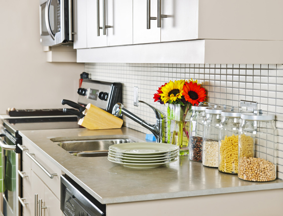 Small kitchen remodels