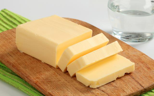 margarine, butter