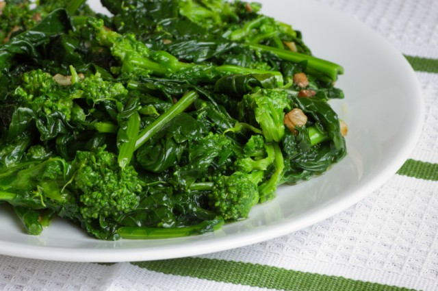 Broccoli Rabe And Provolone Grinders Recipes — Dishmaps