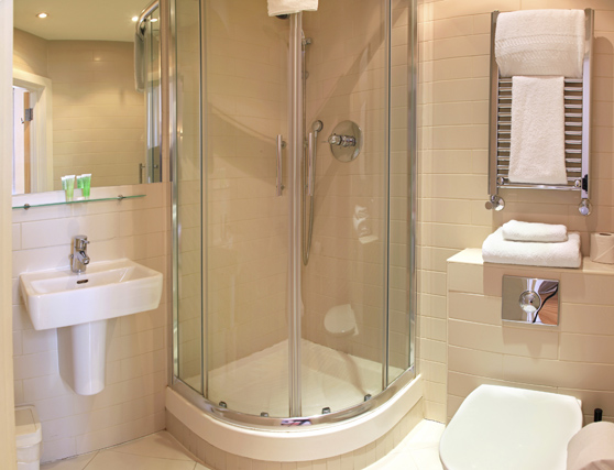 small bathroom ideas with shower stall