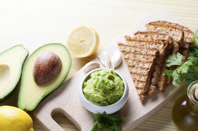 Avocado and toast