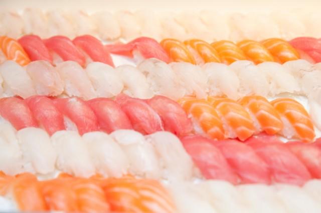 Rainbow rolls