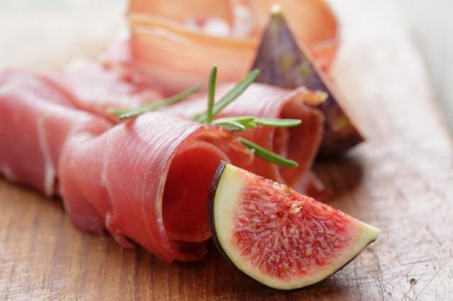 Figs and prosciutto
