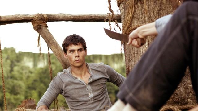 The Maze Runner, Dylan O'Brien