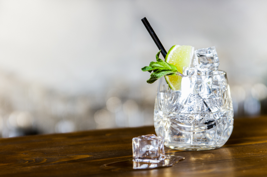 herbed cocktail