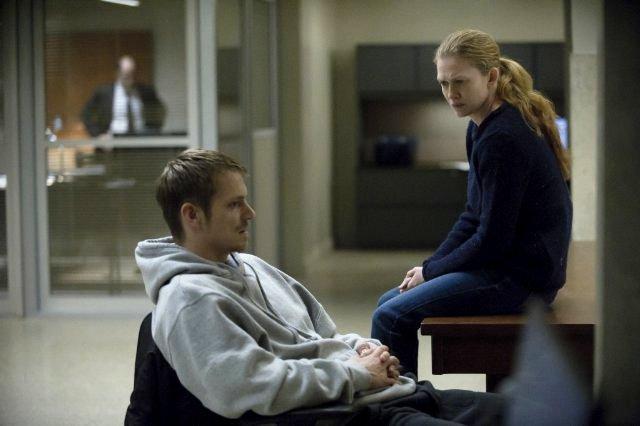 Scene from Netflix's The Killing.