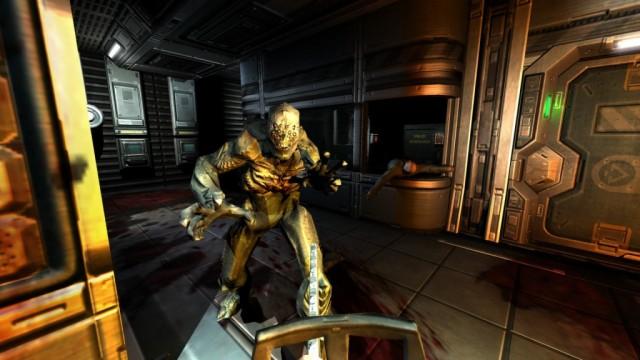 Doom 3, id software