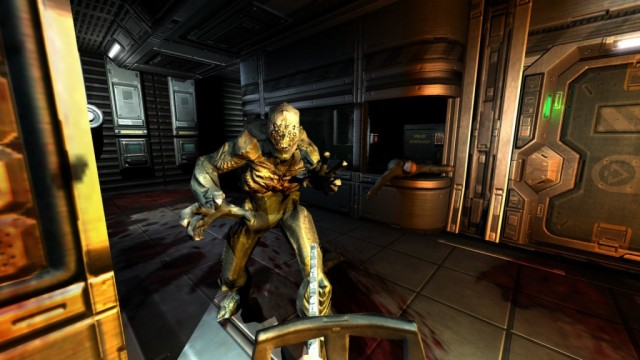 Doom 3, id software