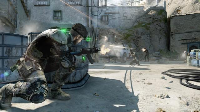 Tom Clancy's Splinter Cell BlackList, Ubisoft