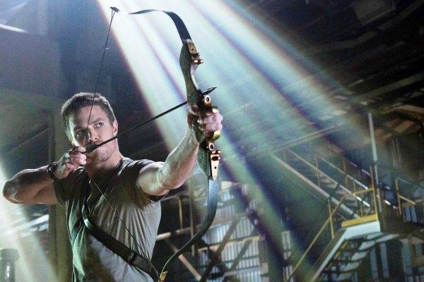 Arrow, CW
