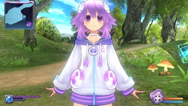 Hyperdimension Neptunia Re;Birth1