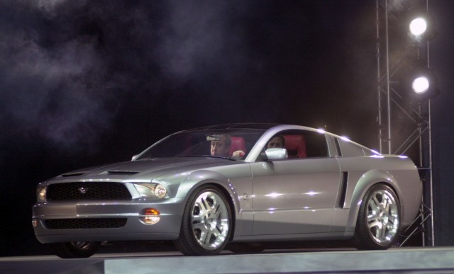 Ford Mustang GT Concept