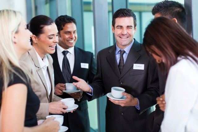 networking, office, coffee, coworkers, business