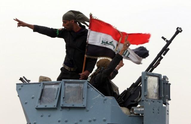 Ahmad Al-Rubaye/AFP/Getty Images