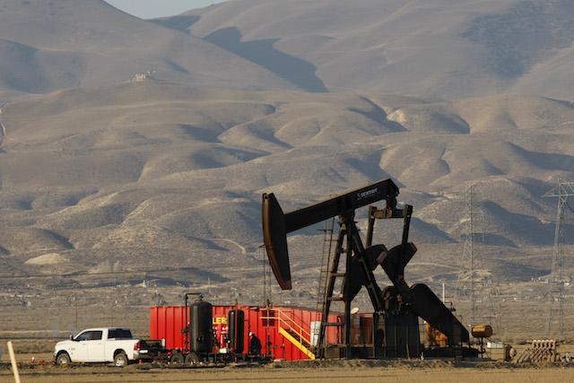 An oil well