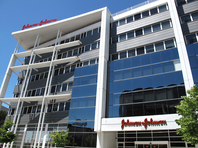 Johnson & Johnson's building