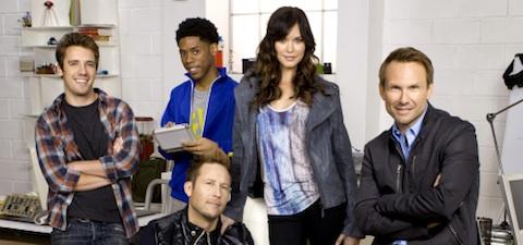 The cast of Breaking In