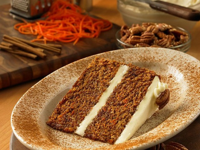 Outback Carrot Cake Nutrition
