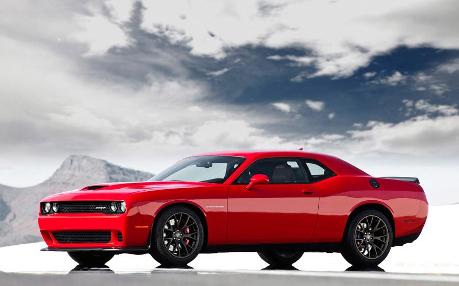 2016 Dodge Challenger Hellcat   Dodge