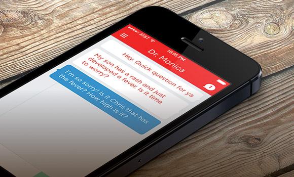 First Opinion iOS app