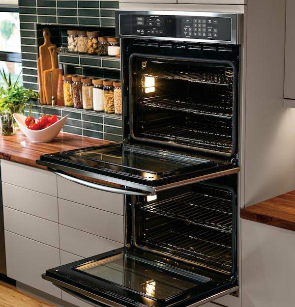 GE Profile™ Series 30 Built-In Double Convection Wall Oven