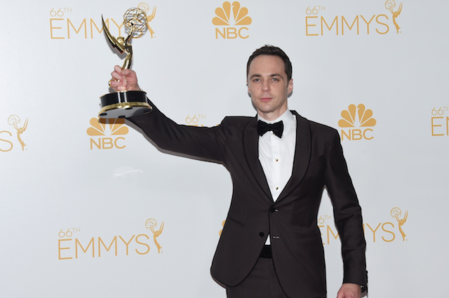 jim parsons emmys