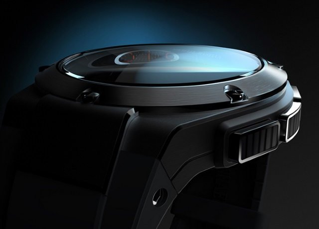 HP's Smartwatch Targets Android and iOS Wearable Tech