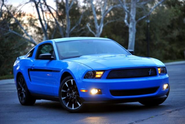 Mustang MCA Edition