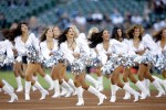NFL Claims Low Cheerleader Wages Are Not the League's Problem