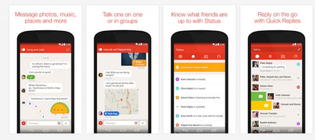 Path Talk app