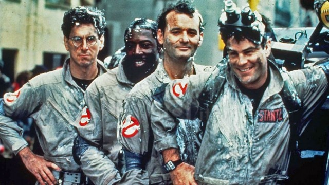 Men Won't Be Left Out of 'Ghostbusters'