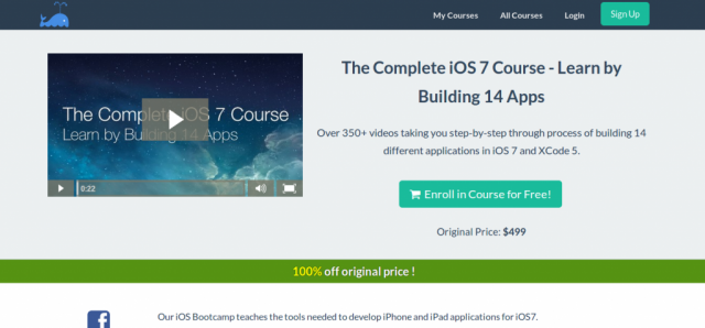 The Complete iOS 7 Course