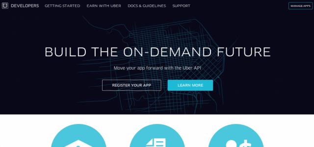 Uber API