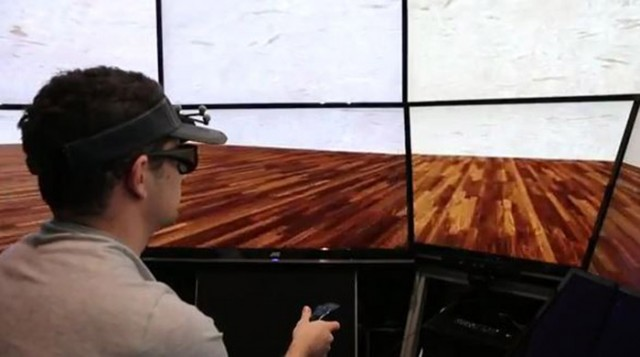 VE-HuNT System virtual reality University of California San Diego