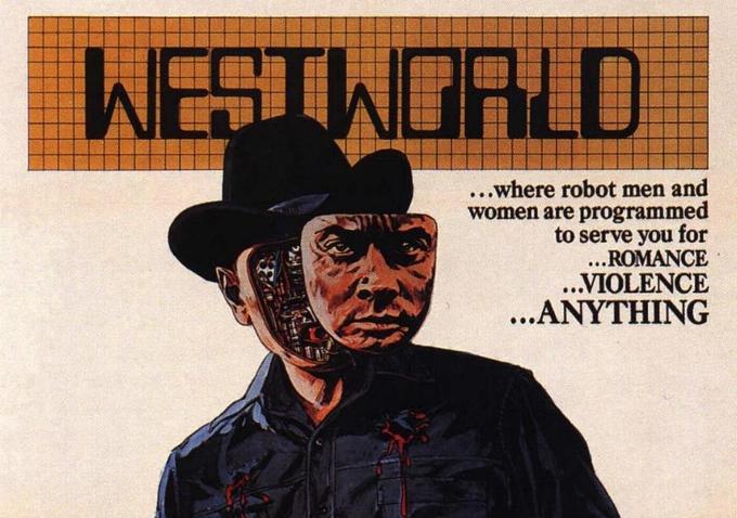 Westworld - Michael Crichton