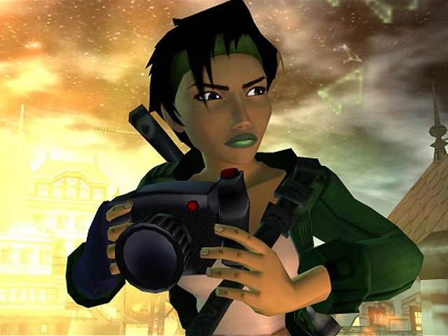Jade, Beyond Good & Evil