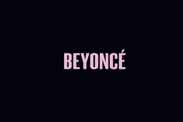 The cover for Beyoncé's self-titled visual album.