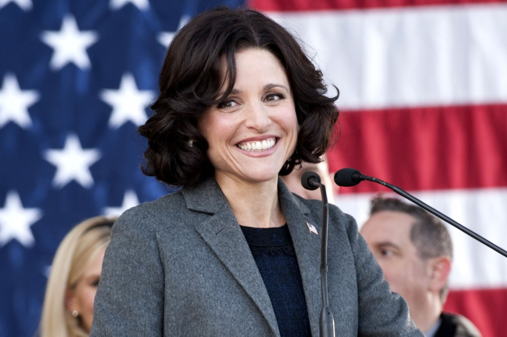 Selina Meyer on Veep