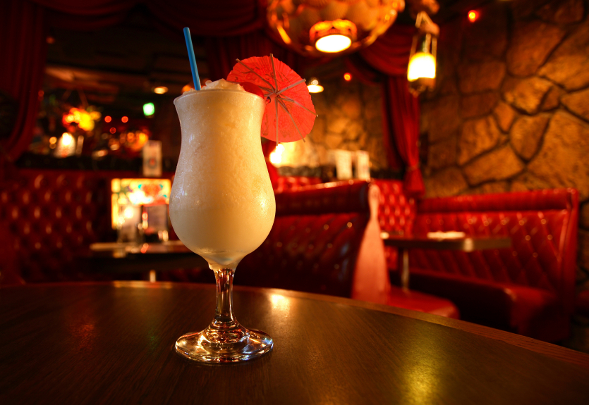 Unhealthy drinks like cocktails should be kept off your personal menu.