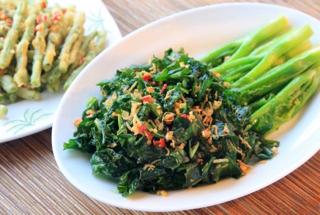 stir-fry with fresh veggies
