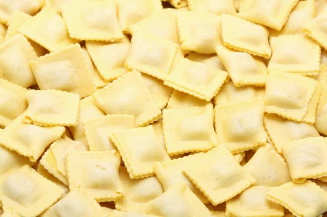 Tuscan Pasta With Tomato-Basil Cream