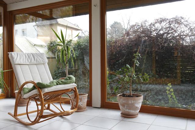 Sunroom addition