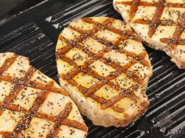 Grilled pork chops recipes easy