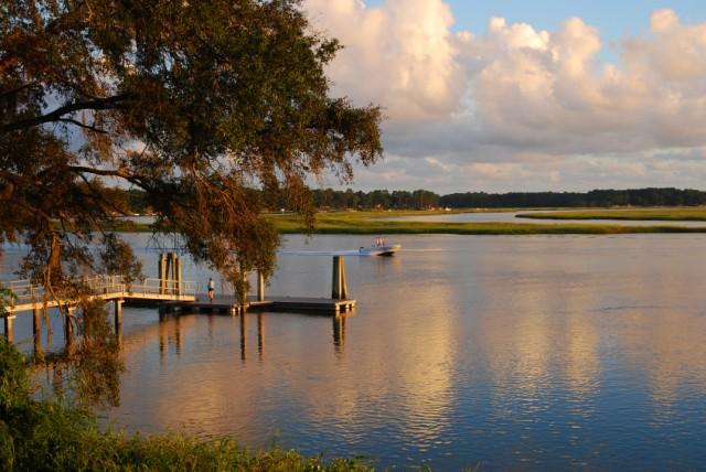 South Carolina water