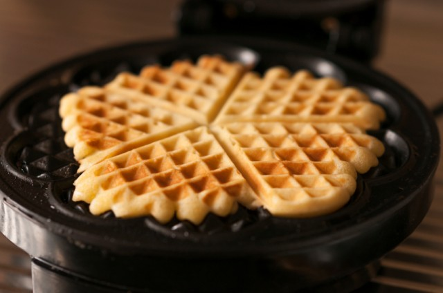 Vegan and Gluten-Free Waffles