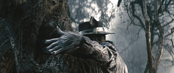Into the Woods, Johnny Depp