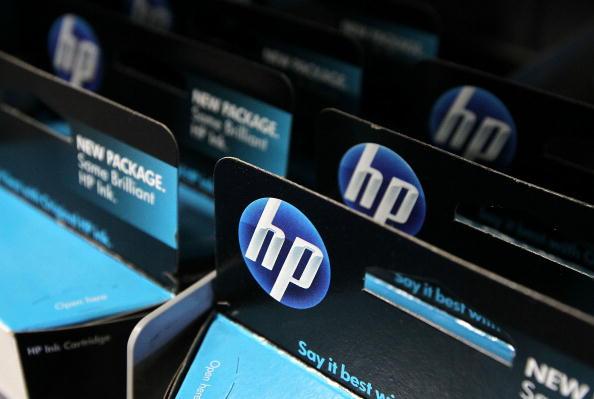 Hewlett-Packard Products   Justin Sullivan/Getty Images