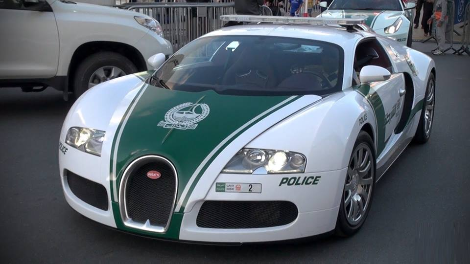 To Protect And Swerve The World S 10 Fastest Police Cars