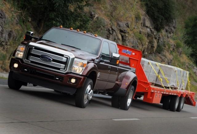 10 tough trucks boasting the top towing capacity. Black Bedroom Furniture Sets. Home Design Ideas