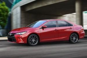 The 2015 Toyota Camry Hybrid vs. 4 Midsize Competitors